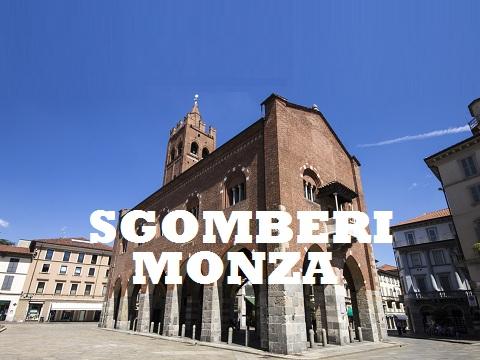 sgombero locali Monza