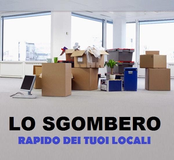 sgomberi locali Milano